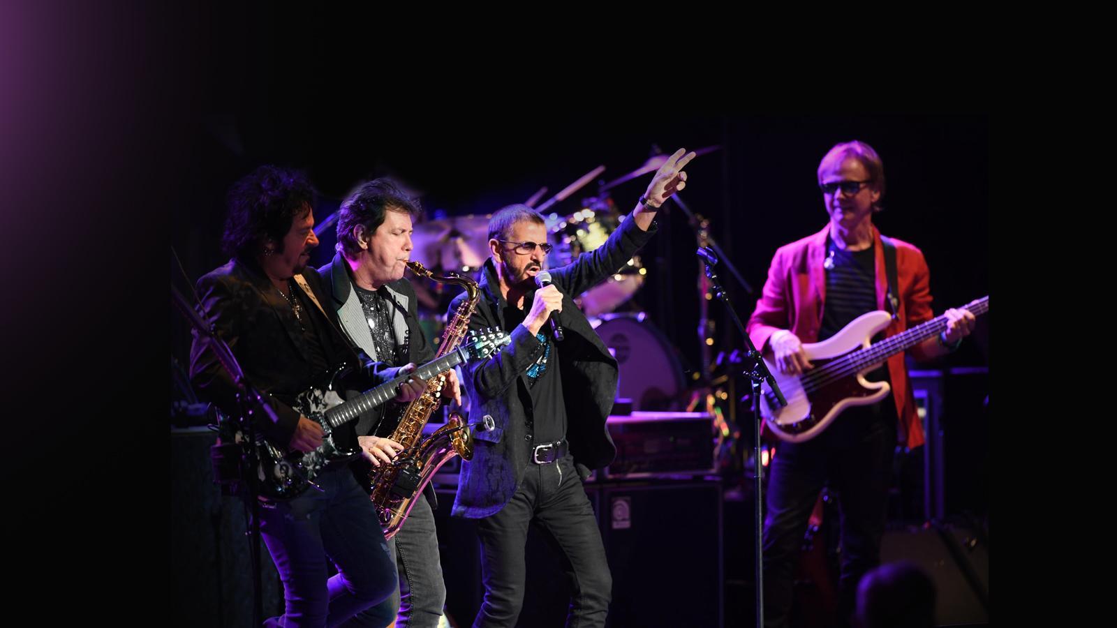 Ringo Starr and His All Starr Band | Sun Jun 21, 2020 ...