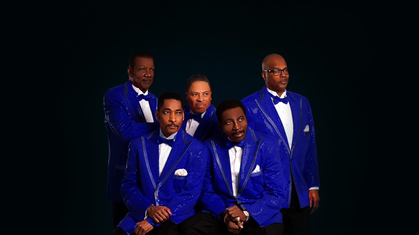 The Temptations and the Four Tops (Rescheduled from 10/2/19)