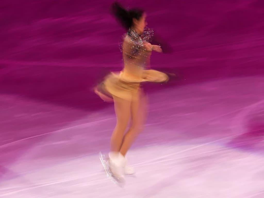 ISU World Figure Skating Championships - Practices, Ice Dance Free and Men Free