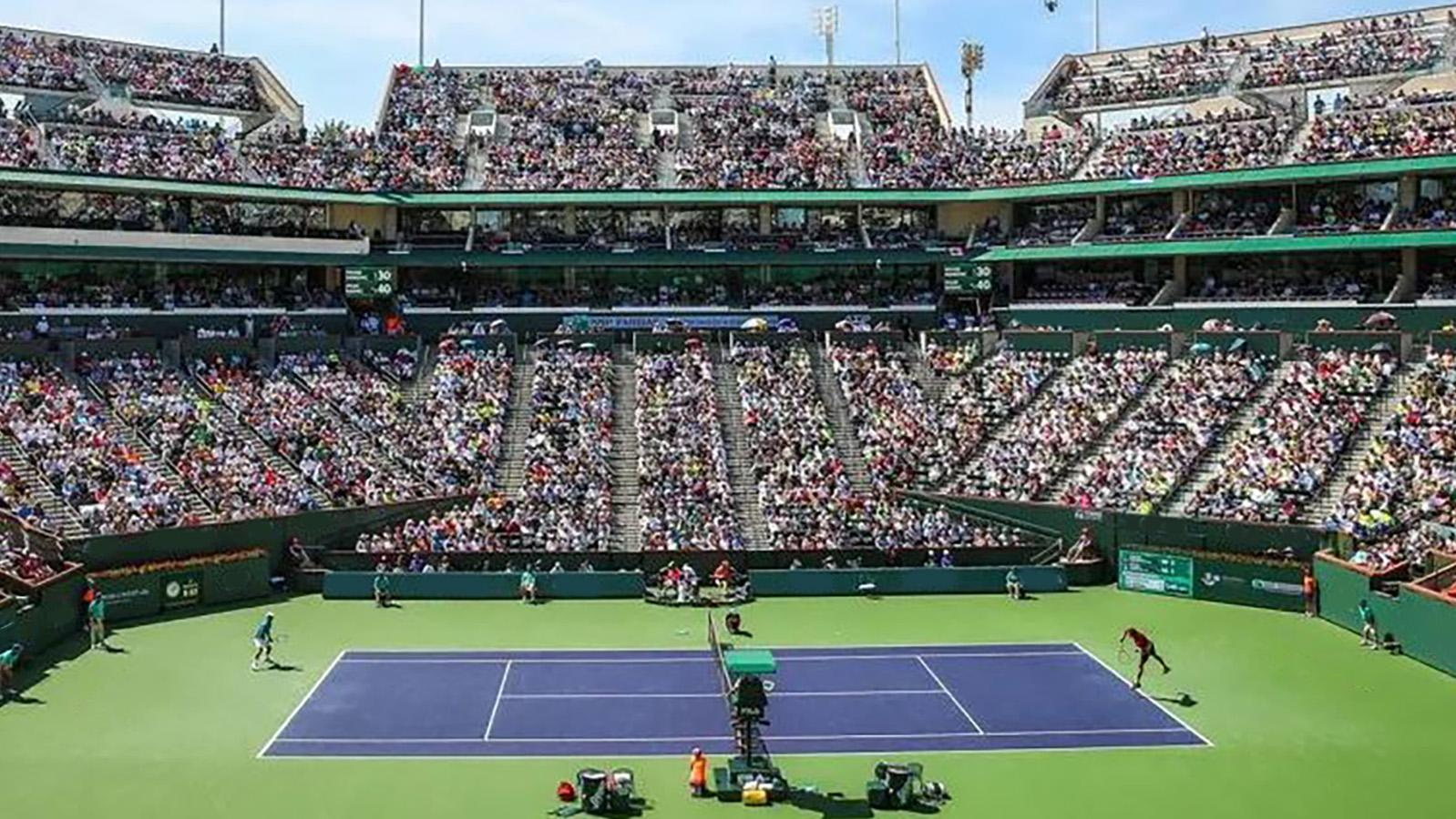 BNP Paribas Open - Session 14