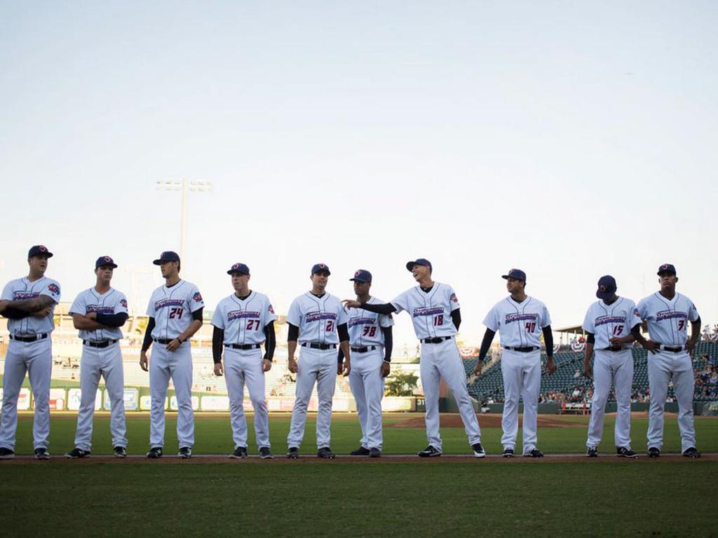 New Hampshire Fisher Cats at Reading Fightin Phils