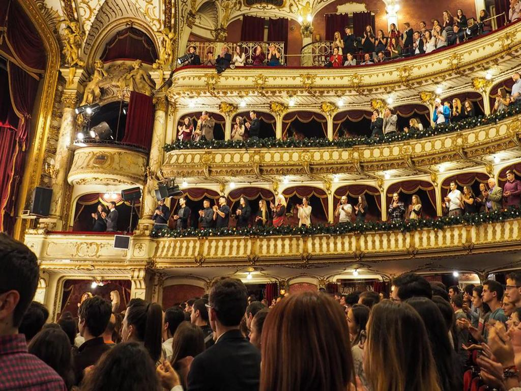 Eugene Opera - Tosca