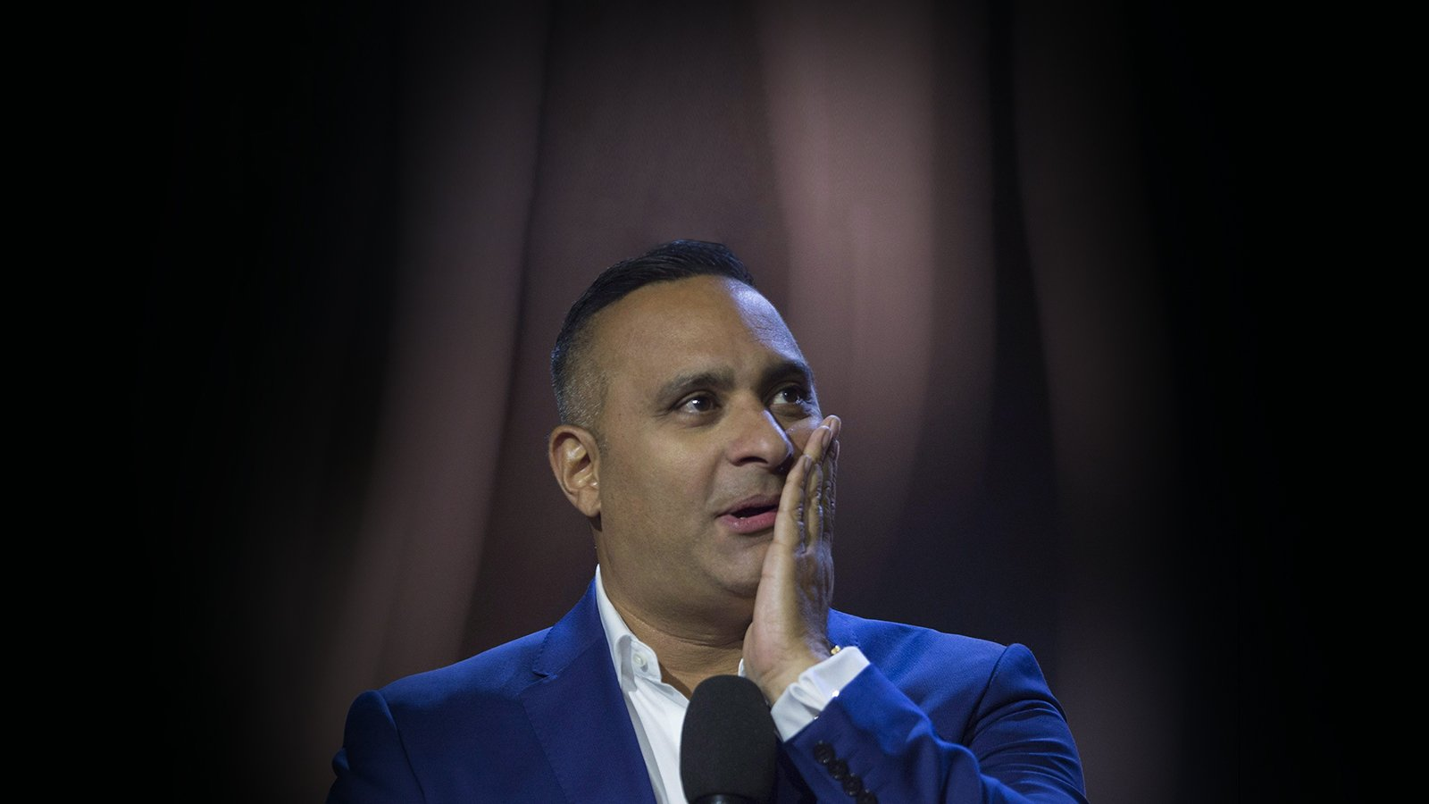 Russell Peters  Brea Tickets