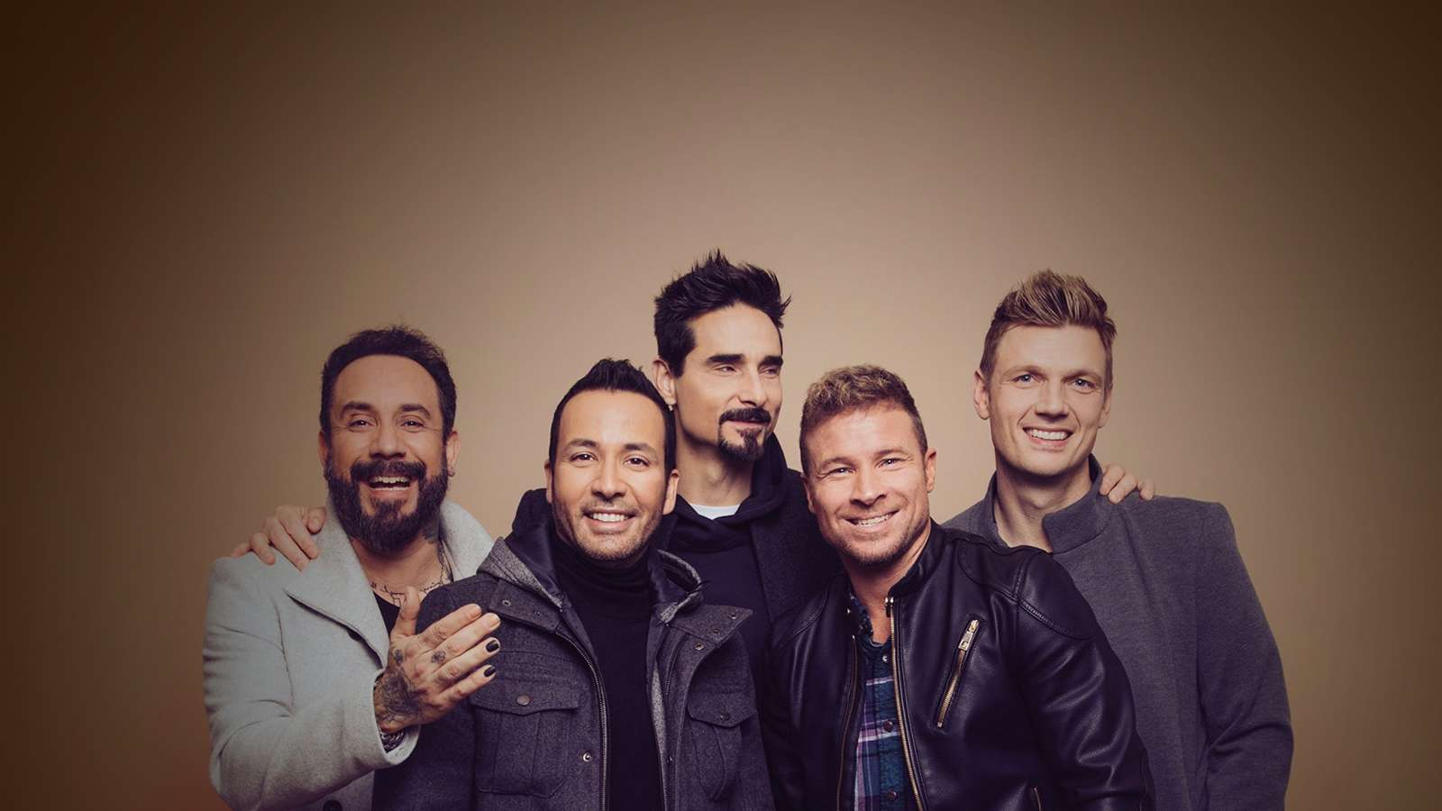 Backstreet Boys (Rescheduled from 8/12/2020)