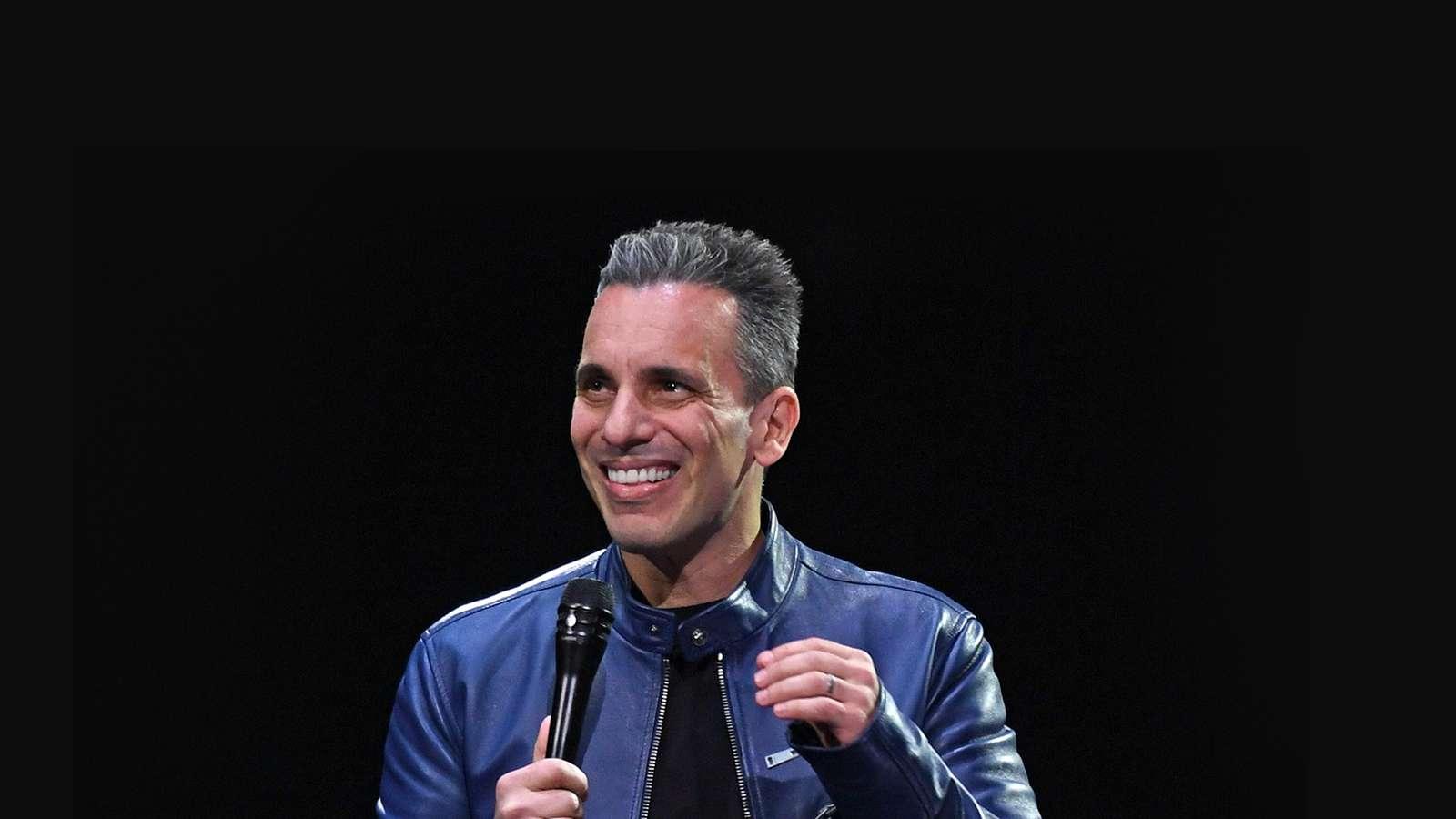Sebastian Maniscalco (Rescheduled from 3/15/2020, 7/26/2020, 4/25/2021)