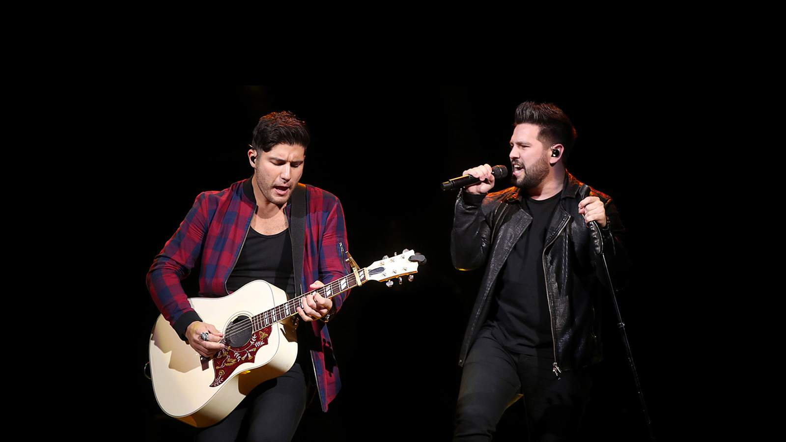 Dan and Shay (Rescheduled from 10/9/2020)