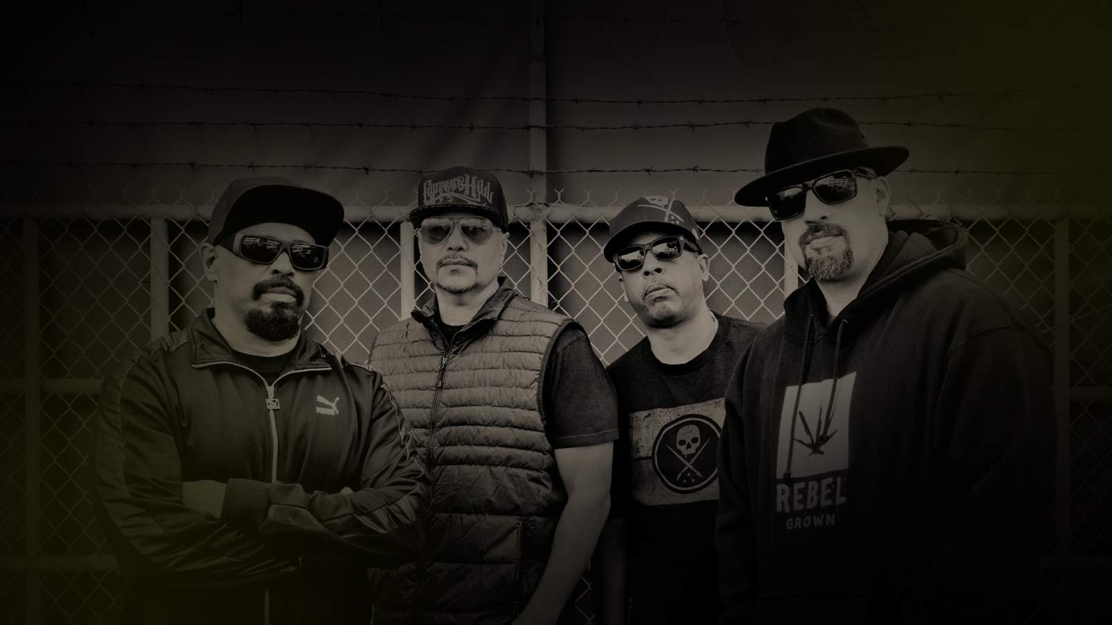 Cypress Hill (Rescheduled from 4/20/2020, 8/14/2020)