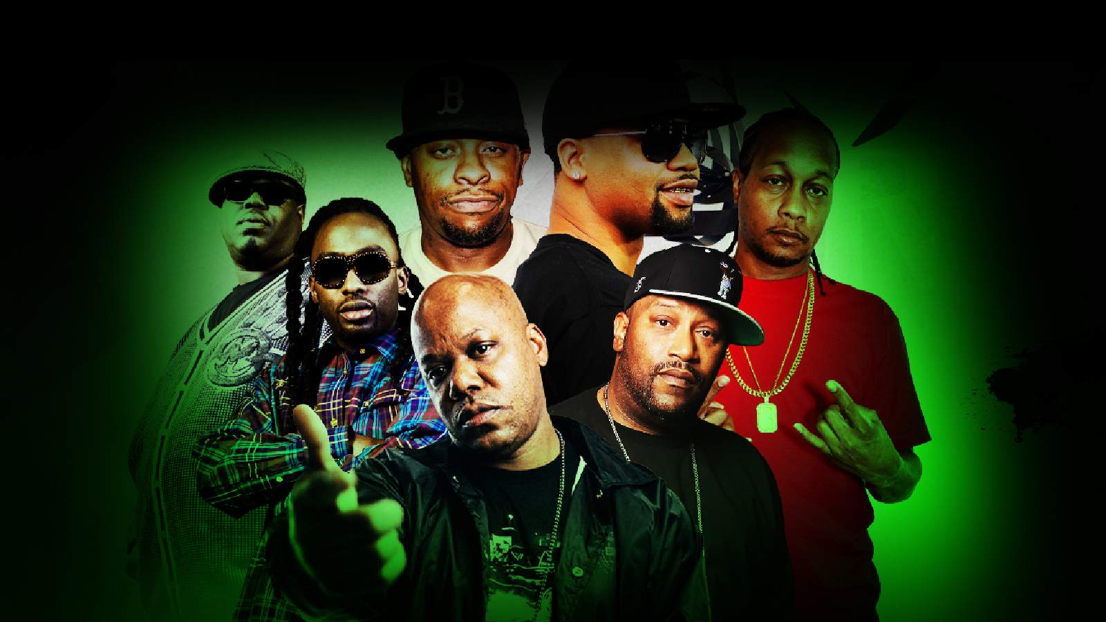 All Star Legends of Hip Hop (Rescheduled from 4/4/2020, 6/5/2020, 10/9/2020)