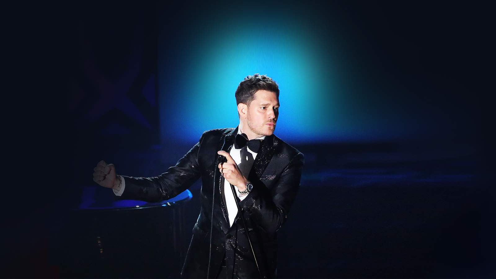 Michael Buble (Rescheduled from 5/3/2020)