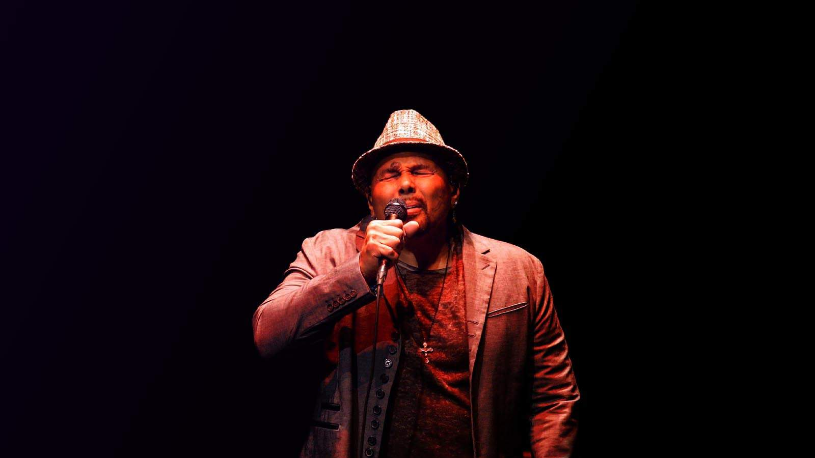 Aaron Neville (Rescheduled from 3/14/2020, 9/10/2020, 9/11/2020)