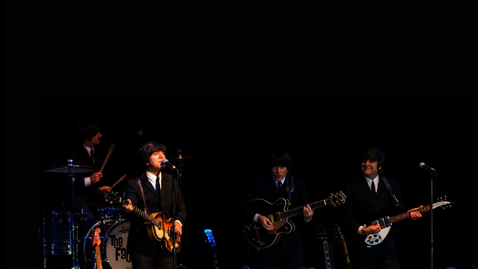 The Fab Four - The Ultimate Beatles Tribute (Drive In Concert)