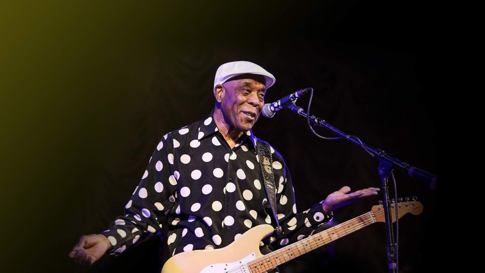 Buddy Guy (Rescheduled from 3/14/2020, 9/1/2020, 3/18/2021)