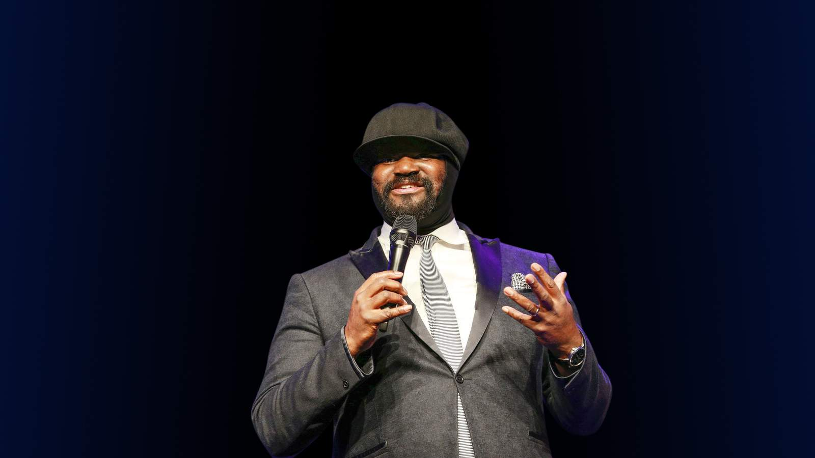 Gregory Porter (Rescheduled from 4/3/2020, 2/9/2021)