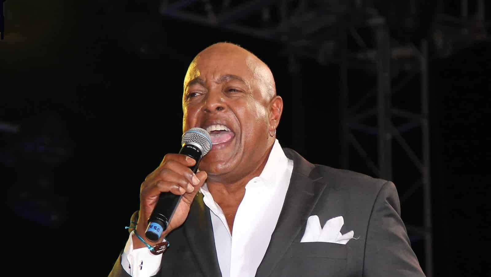 Peabo Bryson (21+ Event) (Rescheduled from 5/9/2020, 8/7/2020)