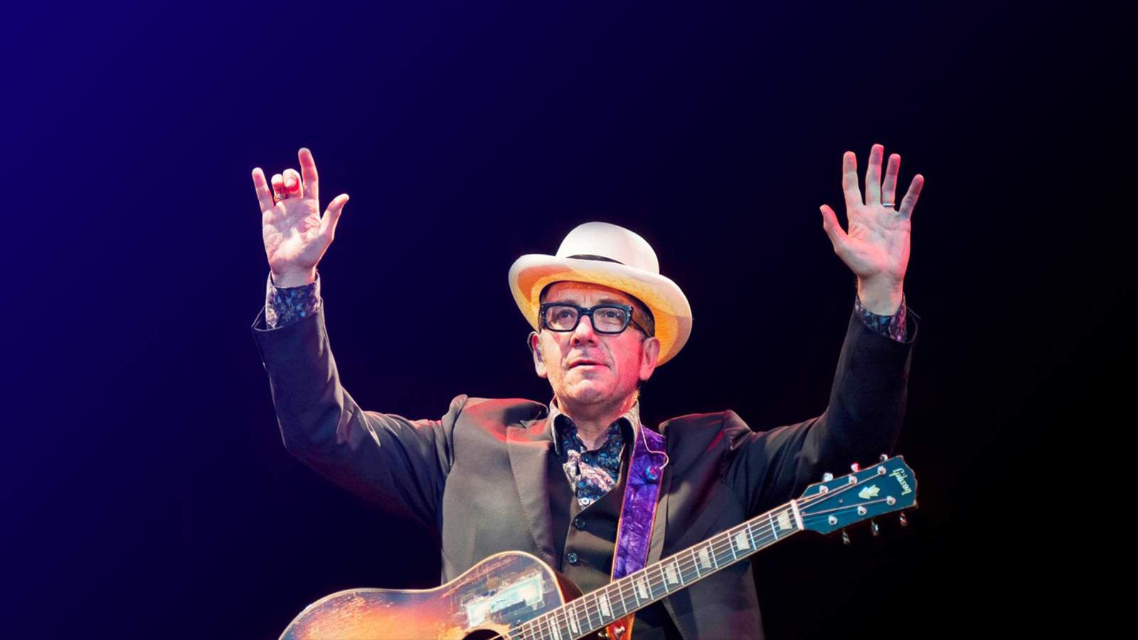 Elvis Costello (Rescheduled from 6/10/2020)