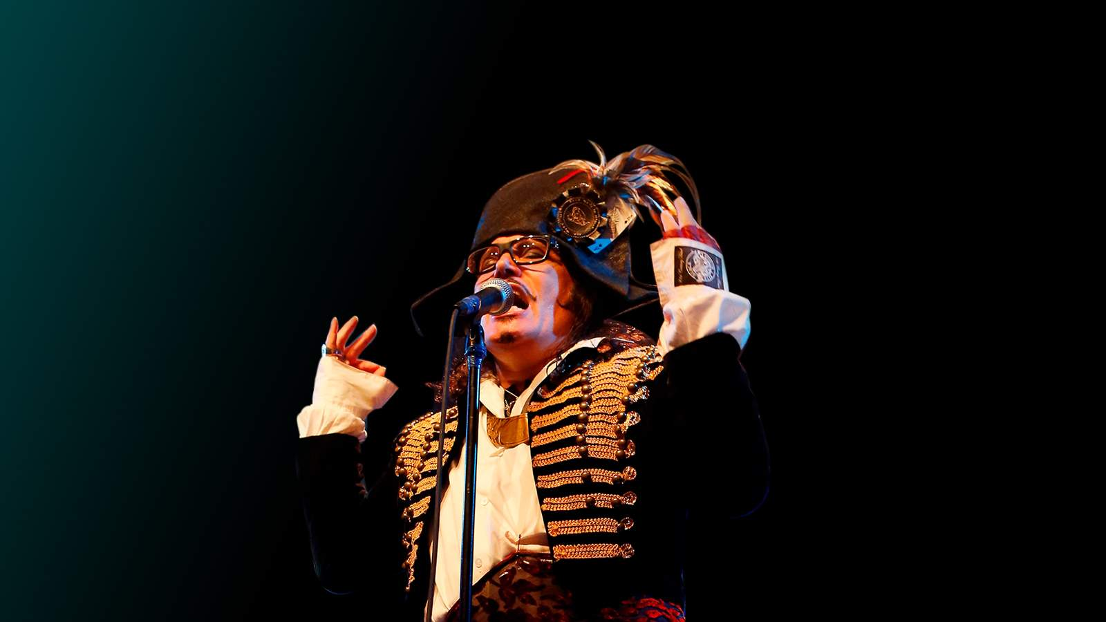 Adam Ant (Rescheduled from 4/28/2020, 9/16/2020)