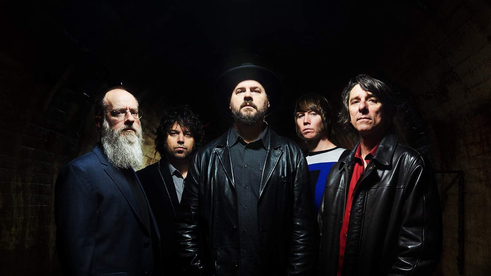 Drive By Truckers (Rescheduled from 6/26/2020)