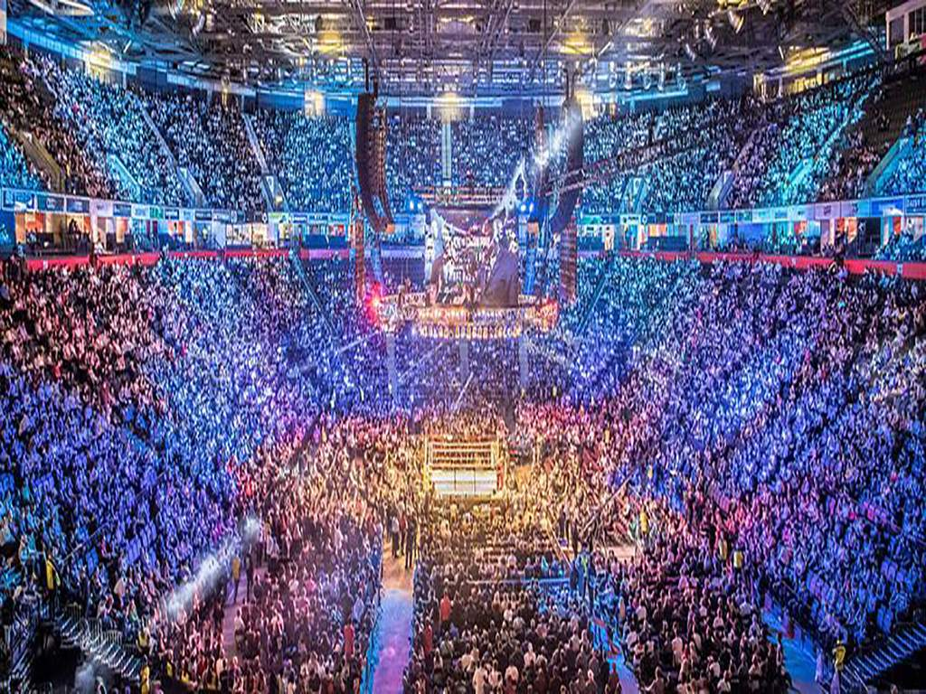 Premier Boxing Champions - Spence Jr vs Garcia (Reduced Capacity, Social Distancing)