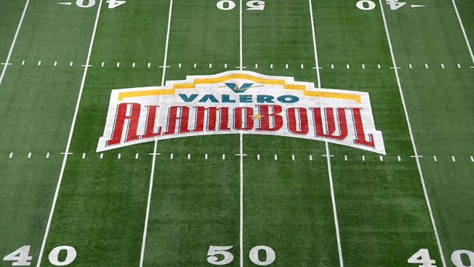 2020 Alamo Bowl (Reduced Capacity, Social Distancing)