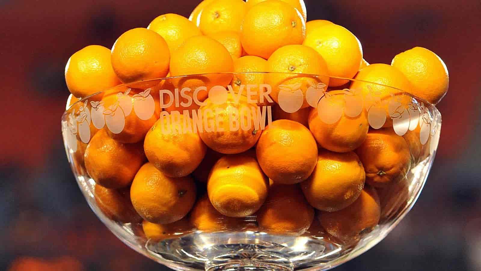 2021 Orange Bowl