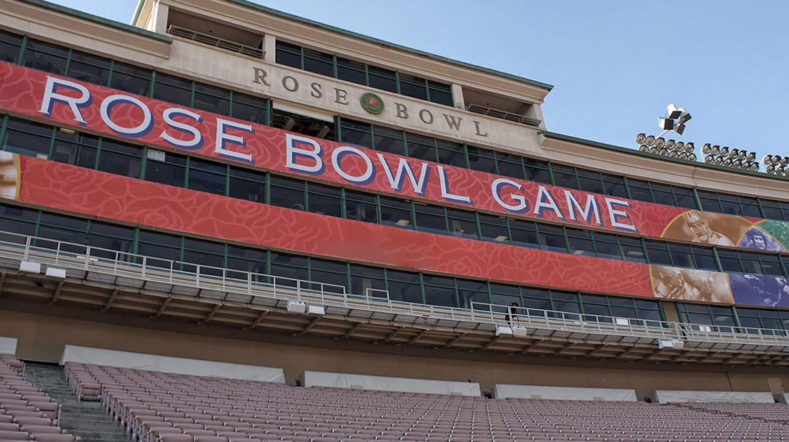 2021 Rose Bowl