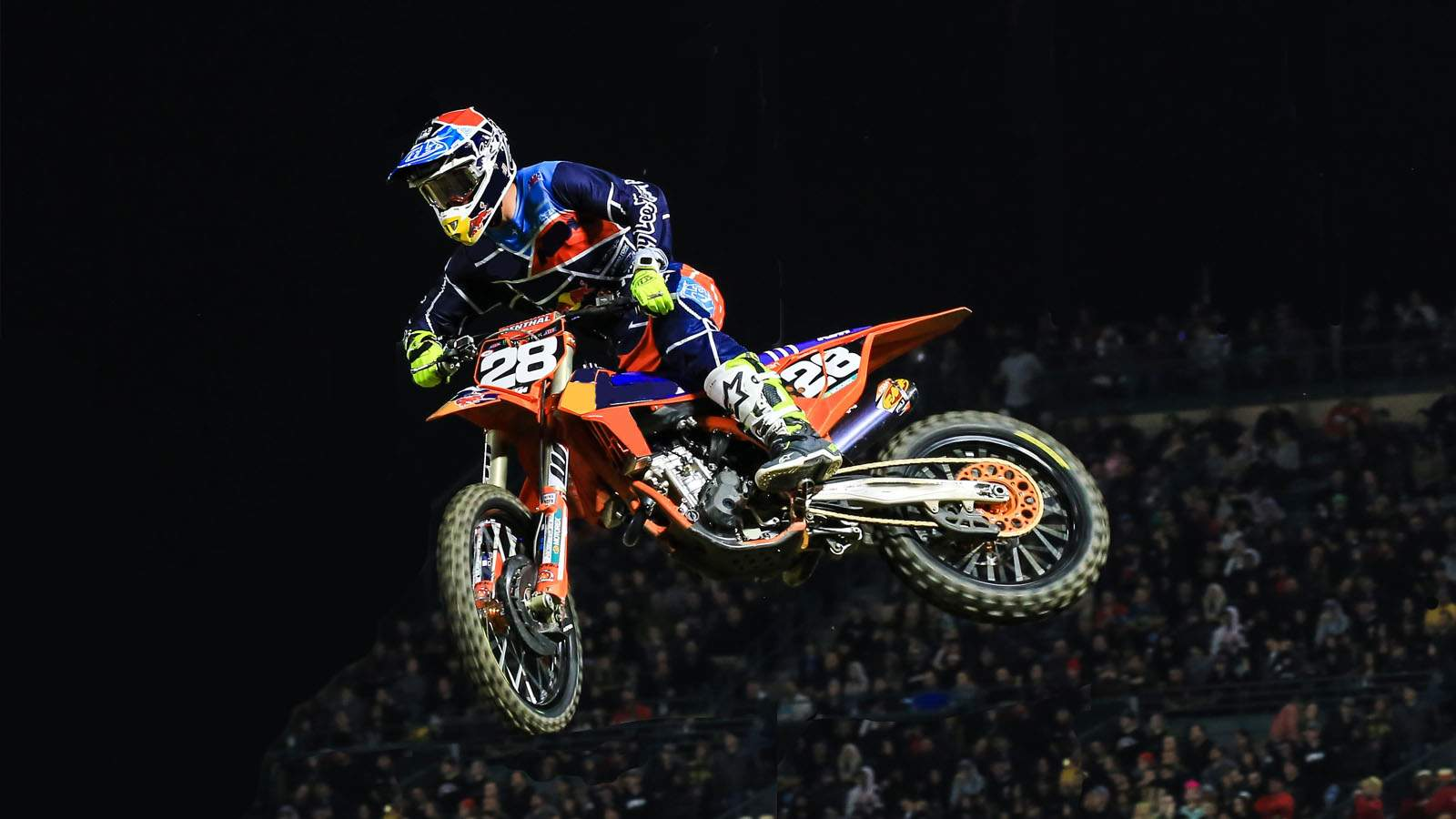 Monster Energy AMA Supercross (Reduced Capacity, Social Distancing)