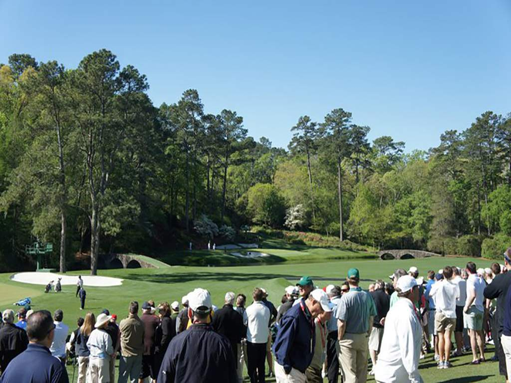 2021 Masters Golf Tournament - Thursday