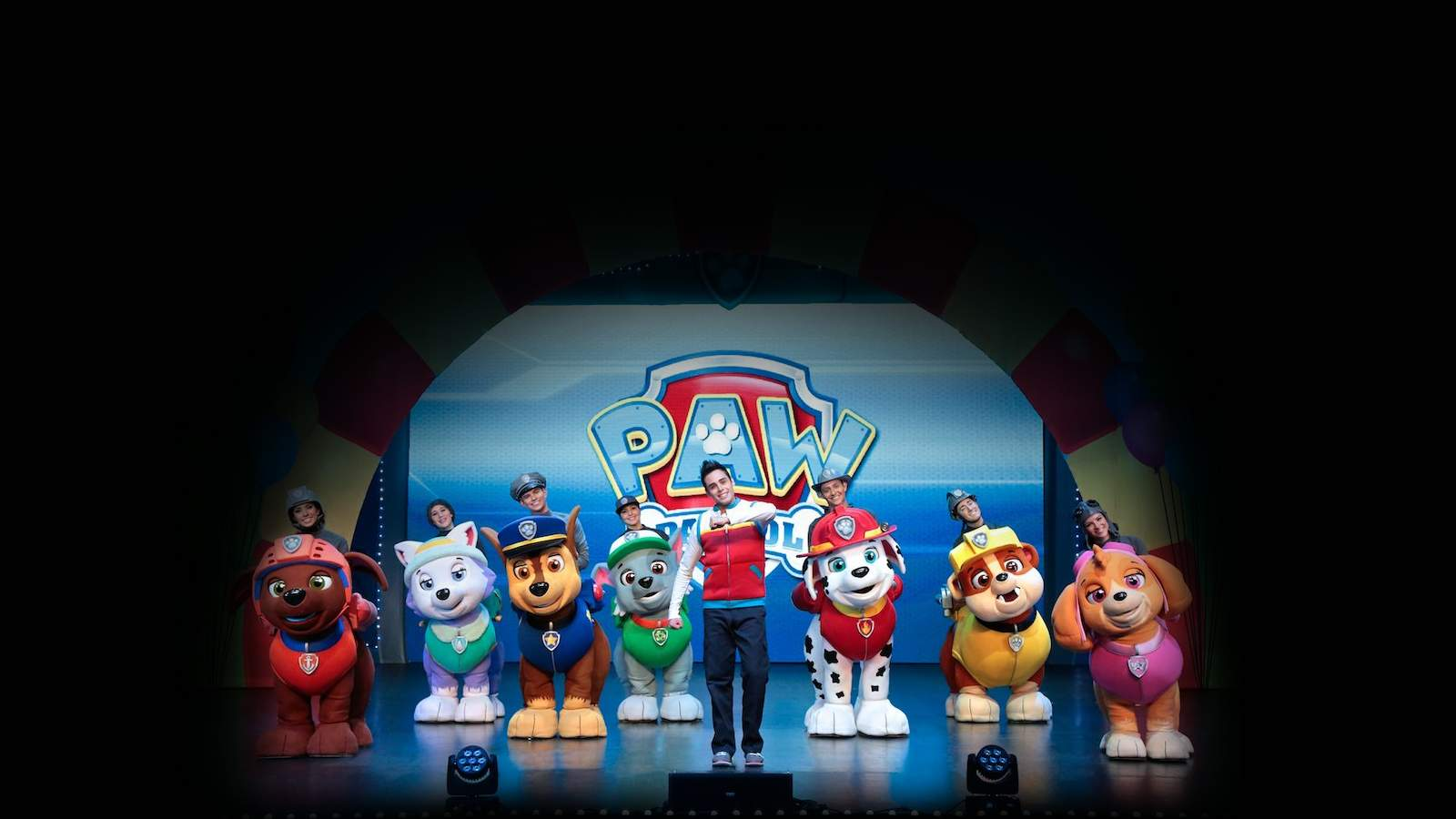 Paw Patrol Live (Rescheduled from 4/18)