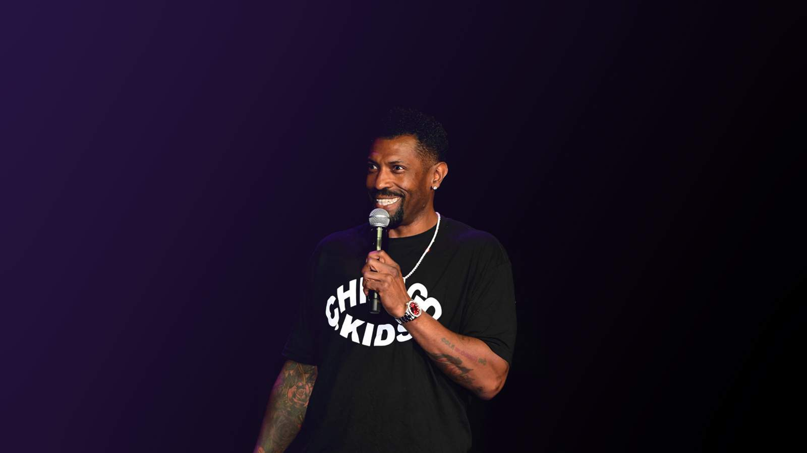 Deon Cole (Rescheduled from 5/16/2020, 1/9/2021)