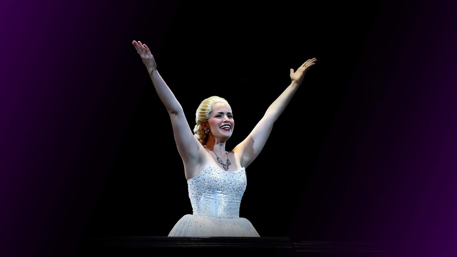Evita (Rescheduled from 4/3)