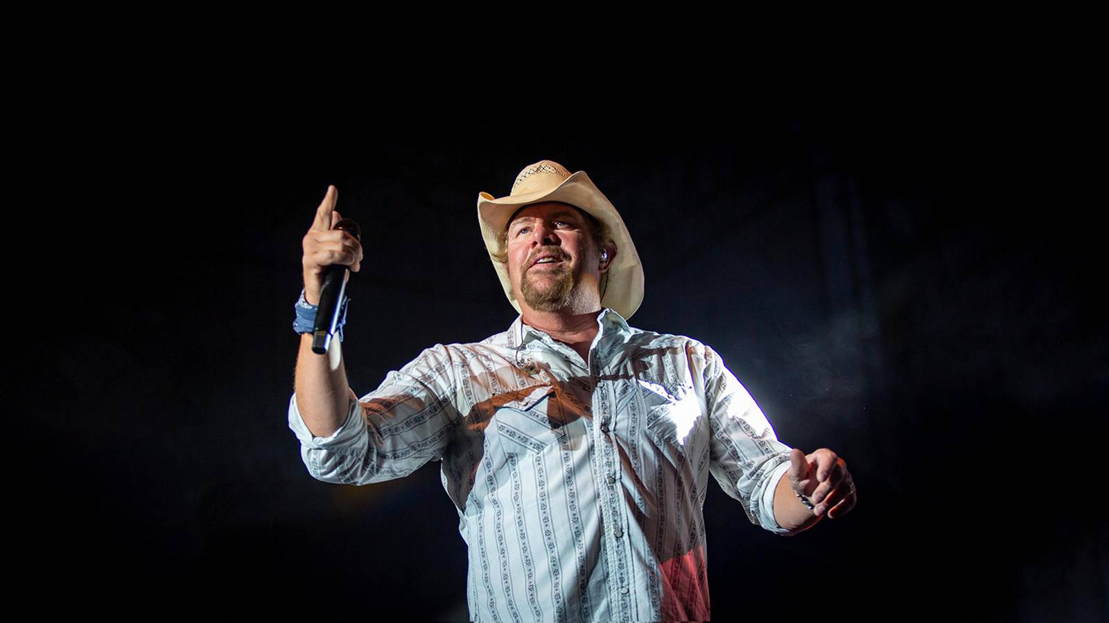 Toby Keith (Rescheduled from 7/23)
