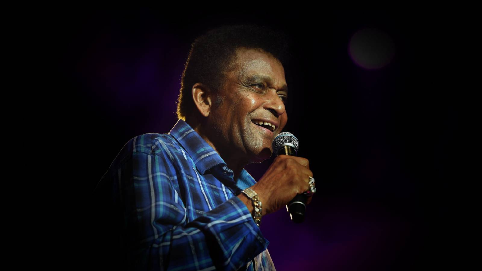 Charley Pride (Rescheduled from 7/26)