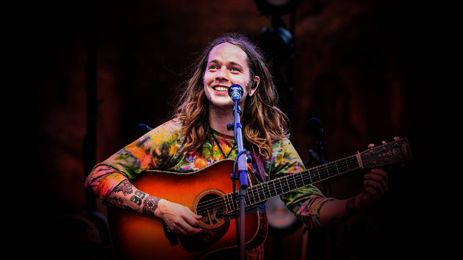 Billy Strings (18+ Event) (Rescheduled from 4/11)