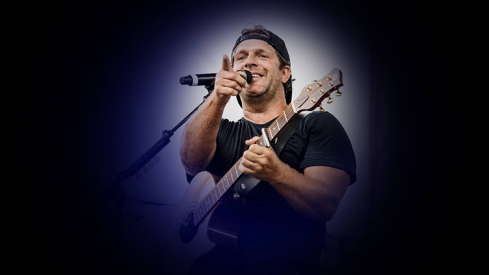 Billy Currington (18+ Event) (Rescheduled from 6/18)