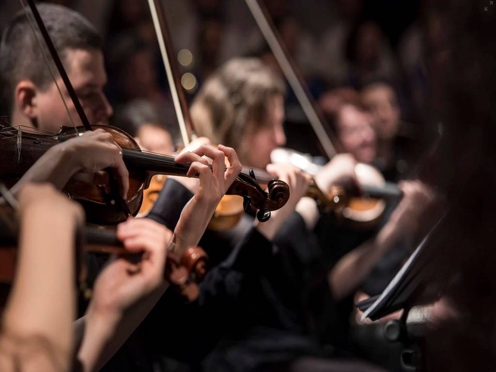 Greensboro Symphony Orchestra - Maestros and Mendelssohn (Rescheduled from 5/9/2020)