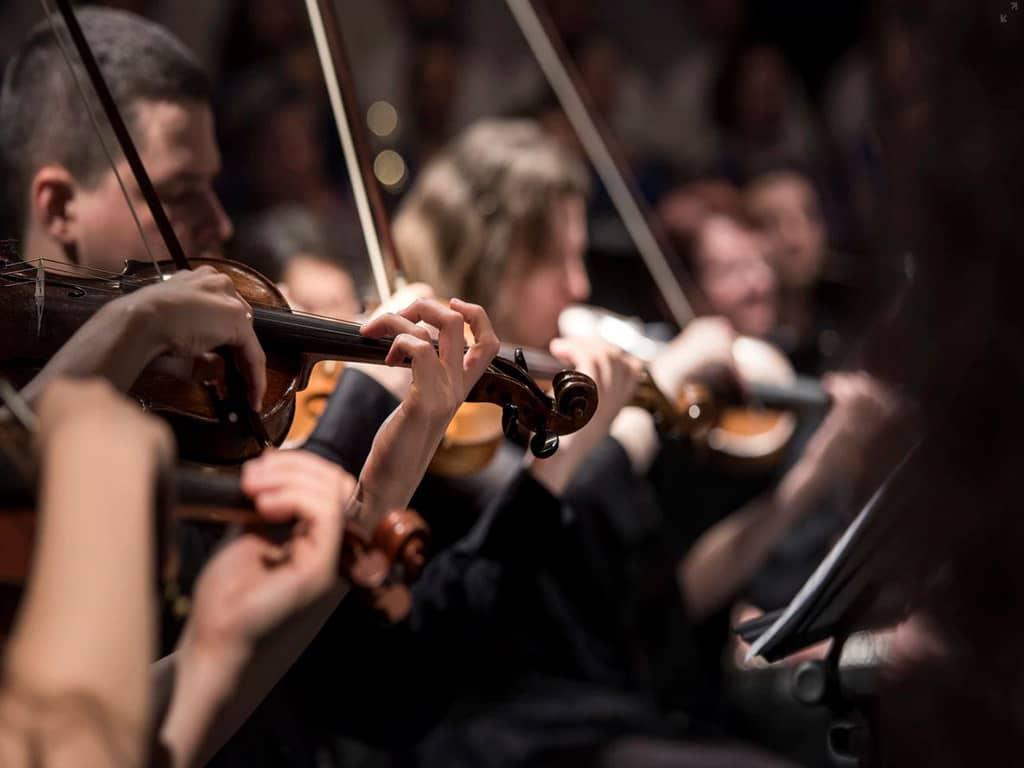 Bakersfield Symphony Orchestra - Sounds of South America