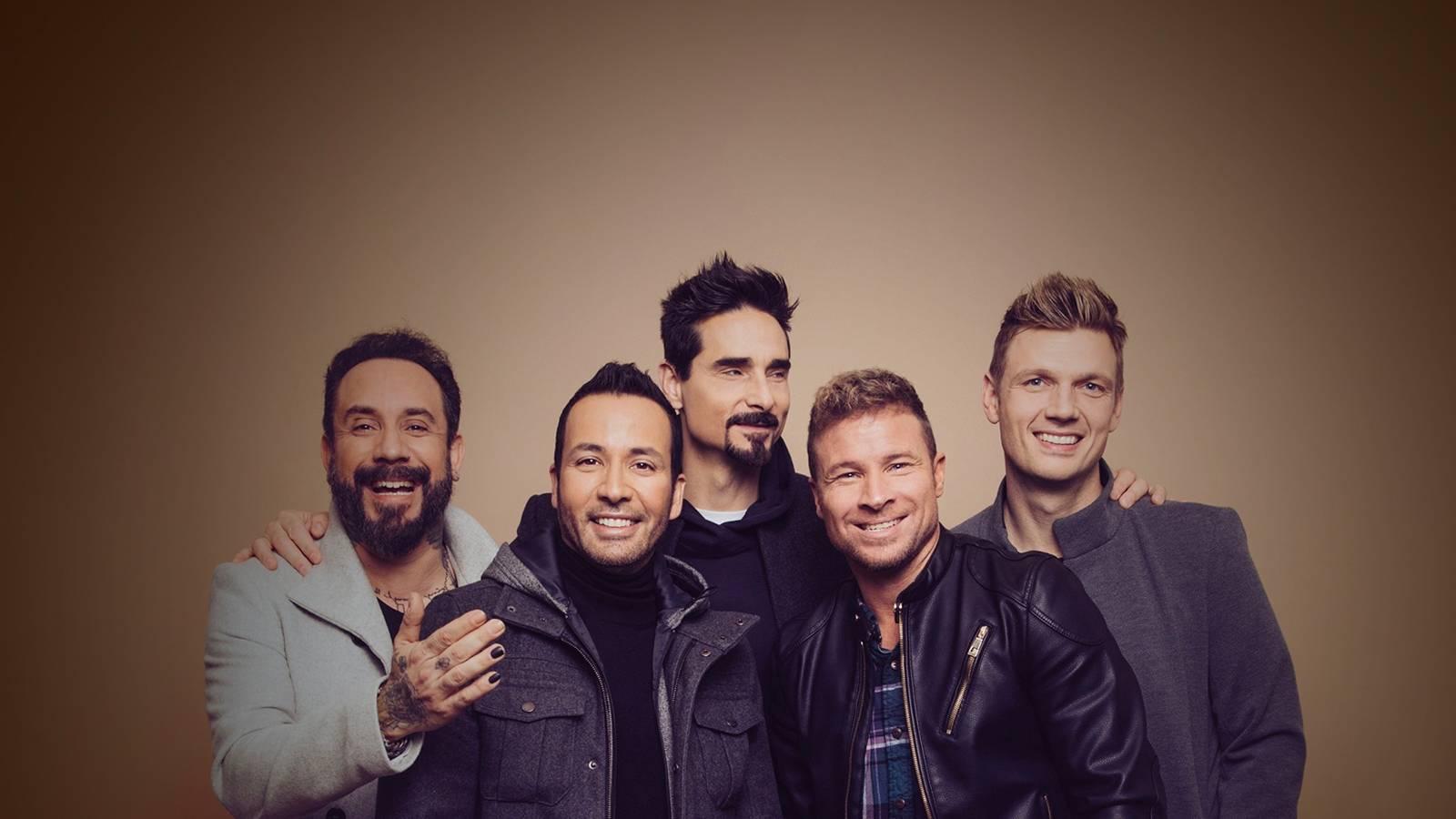 Backstreet Boys (Rescheduled from 7/10/2020)