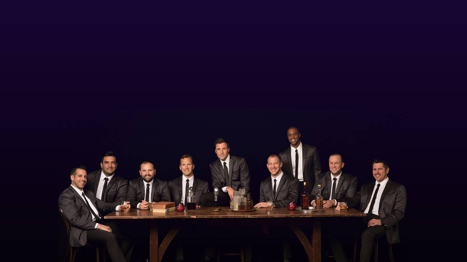 Straight No Chaser (Rescheduled from 4/8)