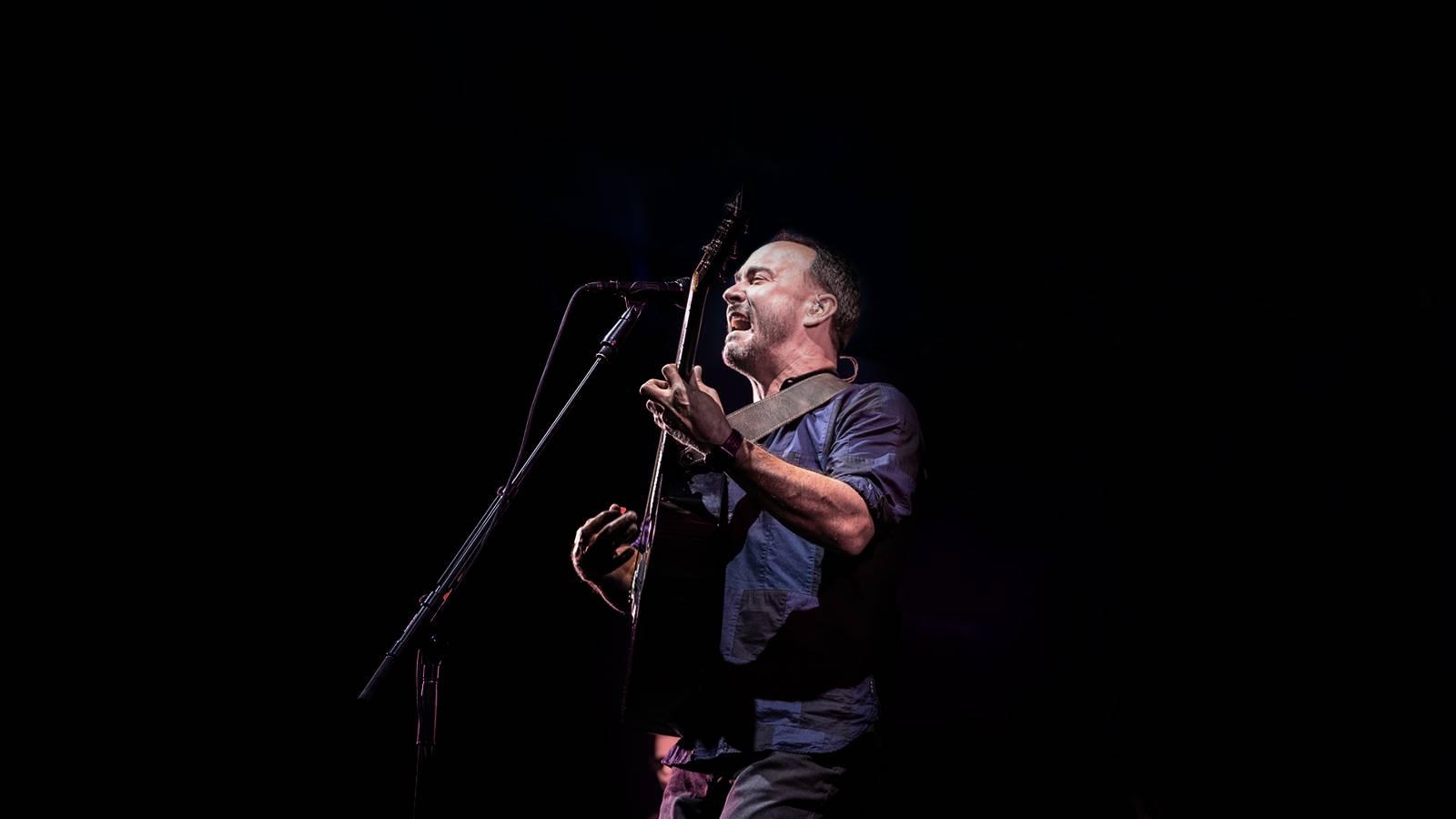 Dave Matthews Band (Rescheduled from 7/18/2020)