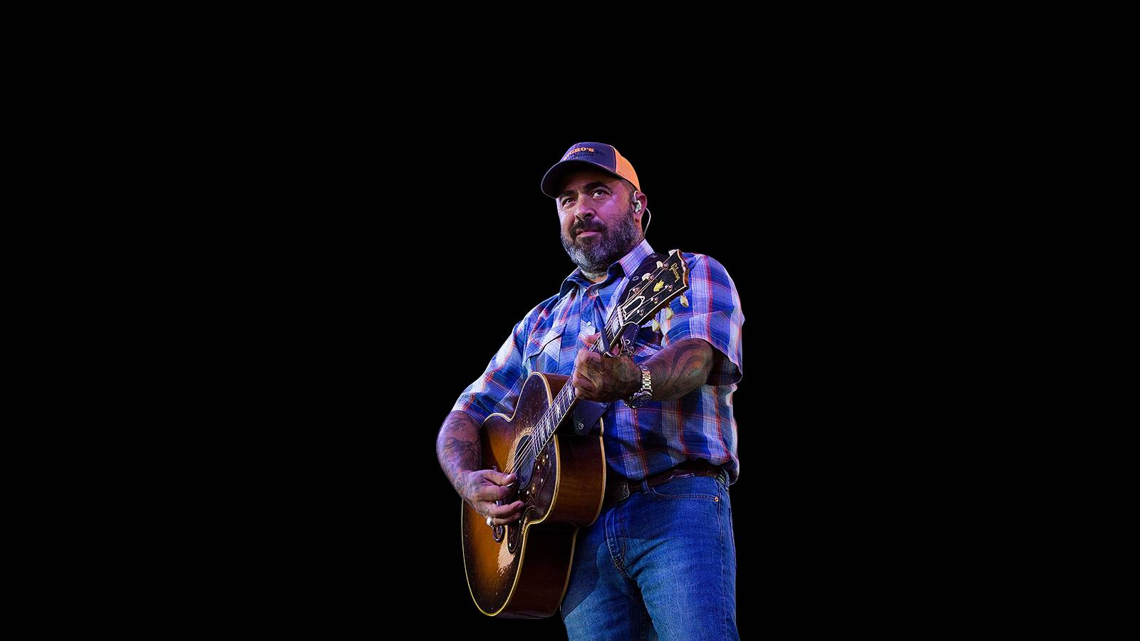 Aaron Lewis (18+ Event) (Rescheduled from 4/10)