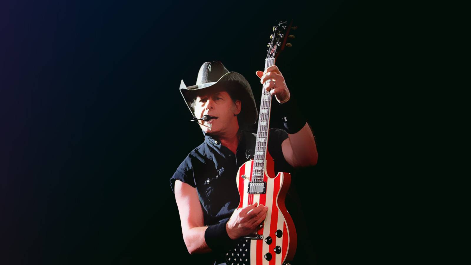 Ted Nugent (Rescheduled from 7/25/2020)