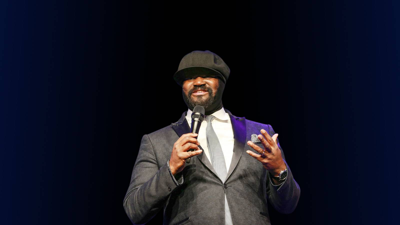 Gregory Porter (Rescheduled from 3/25)