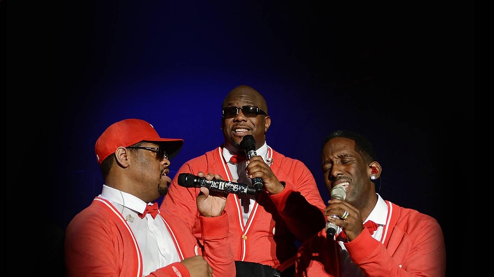 Boyz II Men (Rescheduled from 7/28/2020)