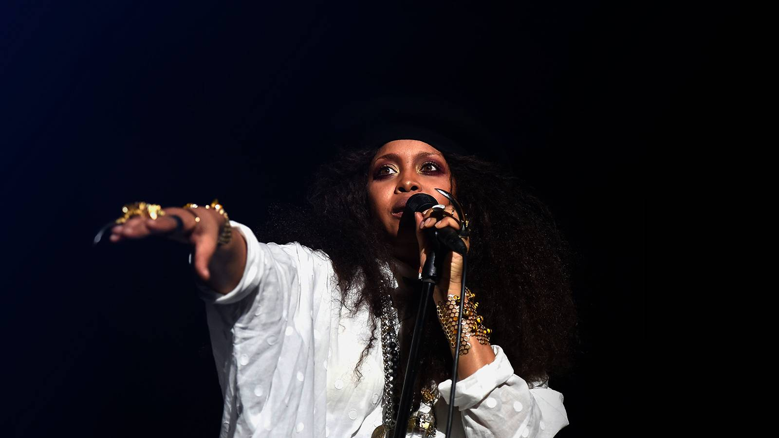 Erykah Badu (Rescheduled from 3/13)