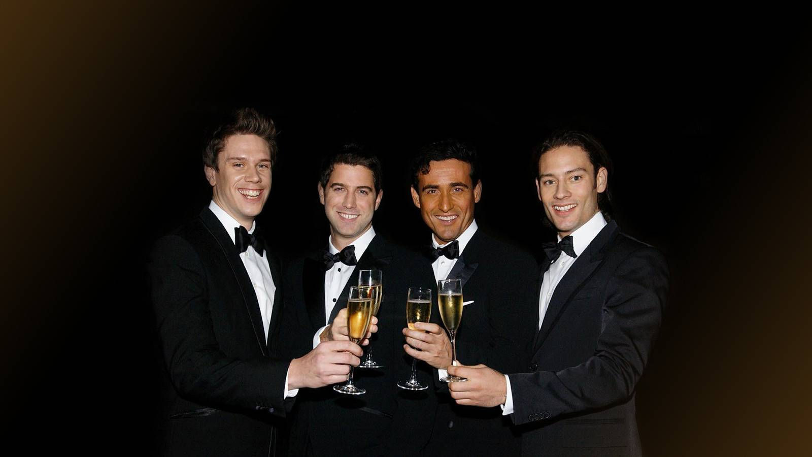 IL Divo (Rescheduled from 1/5/20)