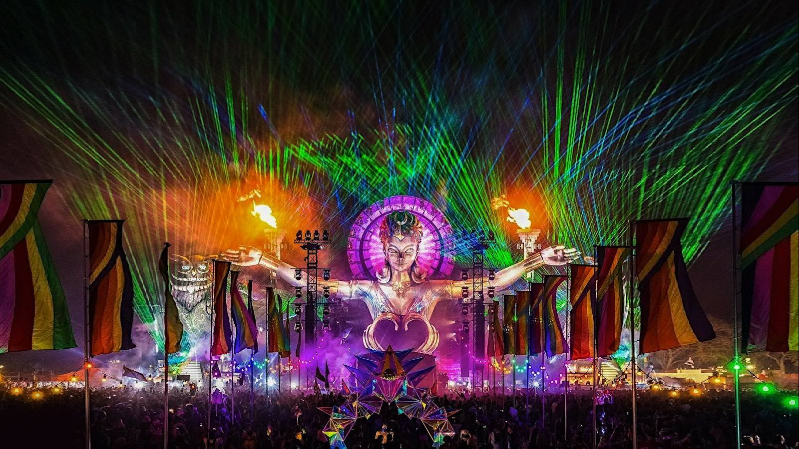 2020 Electric Daisy Carnival - 3 Day Pass (5/15 - 5/17) (18+ Event)