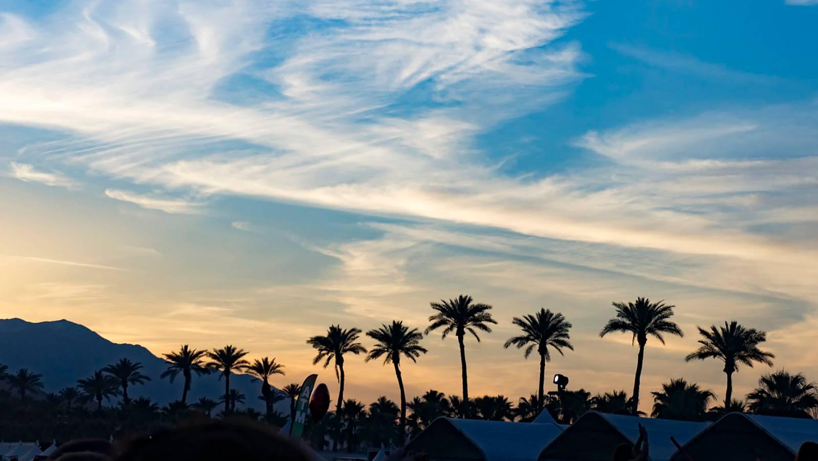 Coachella Music Festival Shuttle Passes - Weekend 2