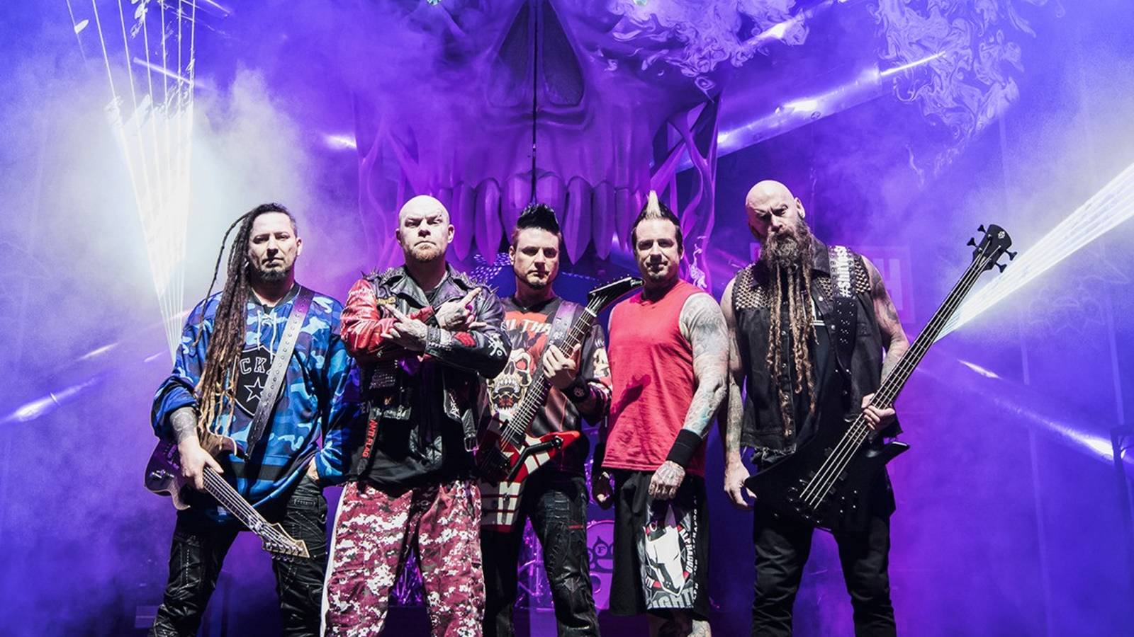 Five Finger Death Punch (Rescheduled from 5/14)