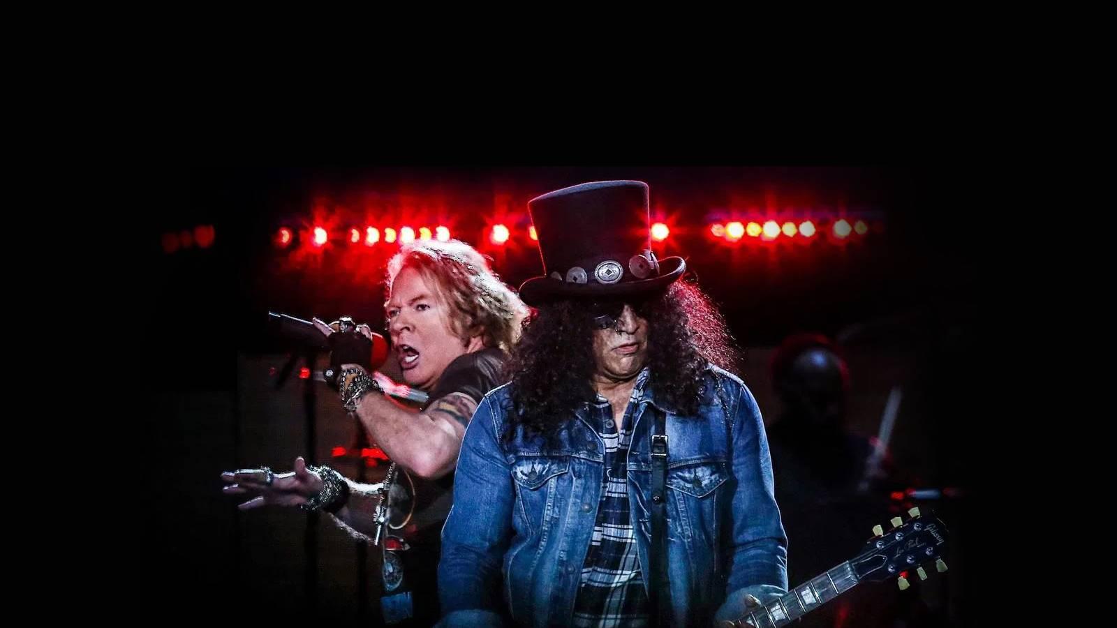 Guns N Roses (Postponed - Date TBD)