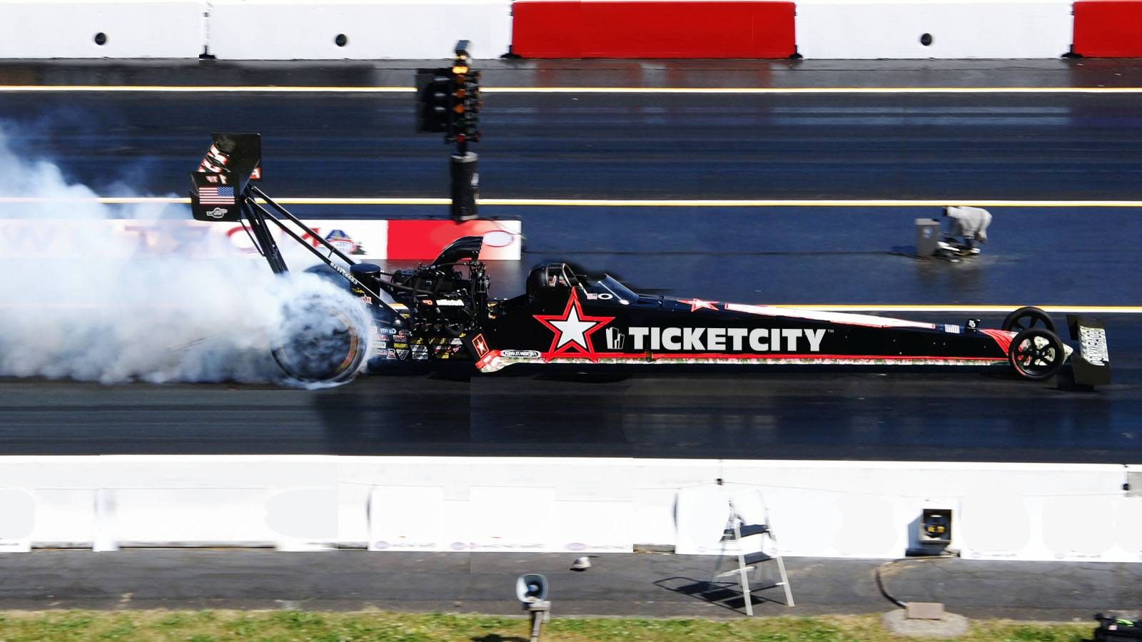 NHRA U.S. Nationals - Wednesday